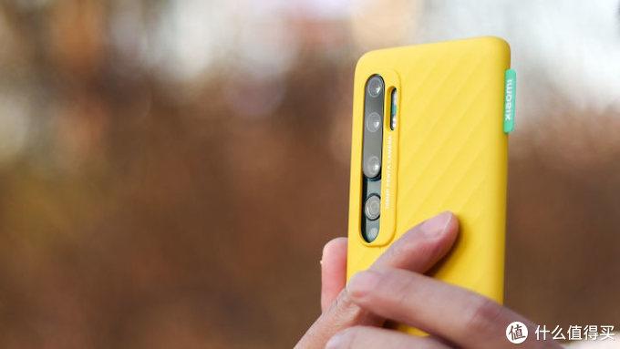 小米CC9 Pro上手图赏:没见过这么大的手机摄像头模组
