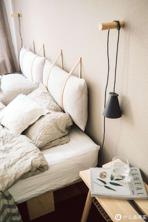 这样的床头板设计,才是我想象中的潮品代表