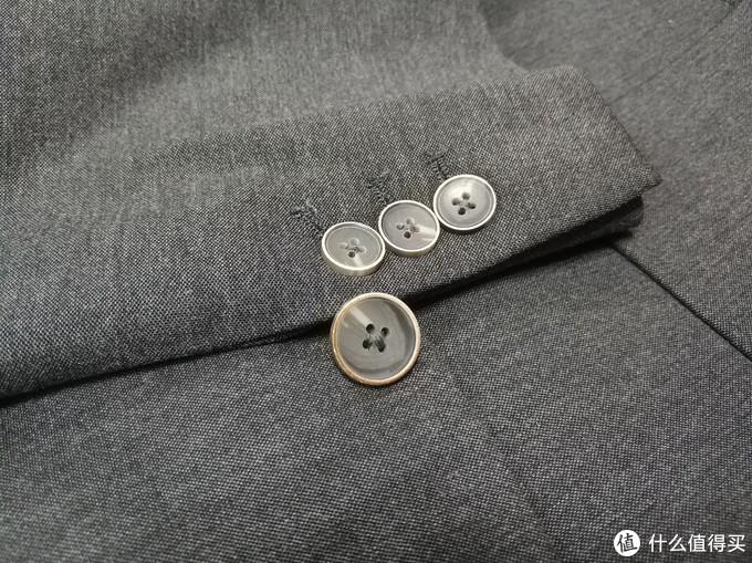 图书馆猿のINTERIGHT系列晒单 12:男士针织休闲西装外套 简单晒