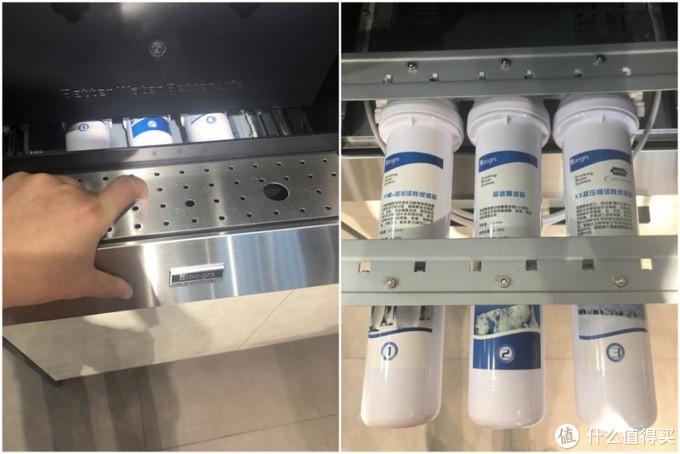 在这两款净饮机面前,饮水机就是个弟弟
