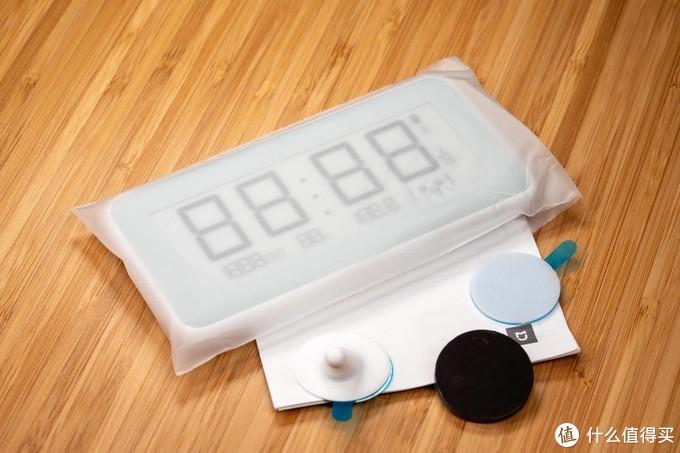 温度无需感受:直接看米家温湿度计就好