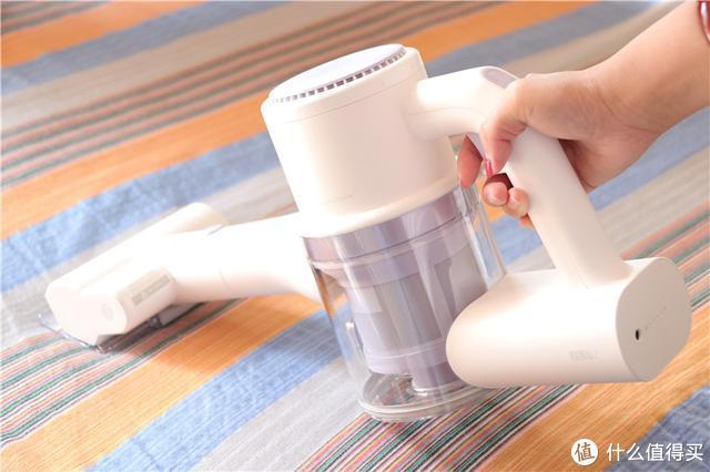 选戴森不如选它,仅售1299元!小米旗下出品,睿米无线手持吸尘器体验