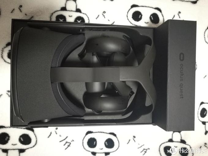 oculus quest VR一体机简单开箱
