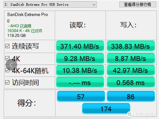 一切只为追求极致——入手Sandisk CZ880至尊超极速固态闪存盘(128G)