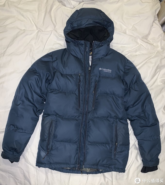 【主观非专业】冬季羽绒服选购指北____测评Columbia TITANIUM钛金系列羽绒服