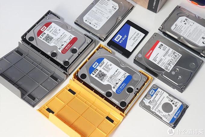 磁吸顶盖+3秒换盘+五盘位80T大仓,ORICO DS500C3磁吸硬盘柜体验