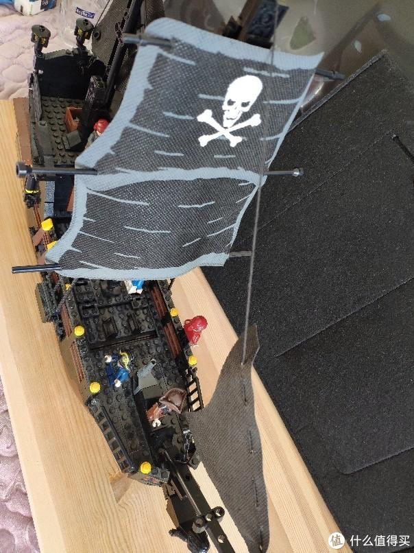 国产黑珍珠号,加勒比海盗会喜欢吗?