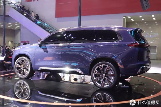 让概念走进生活,未来中国汽车就长这样了