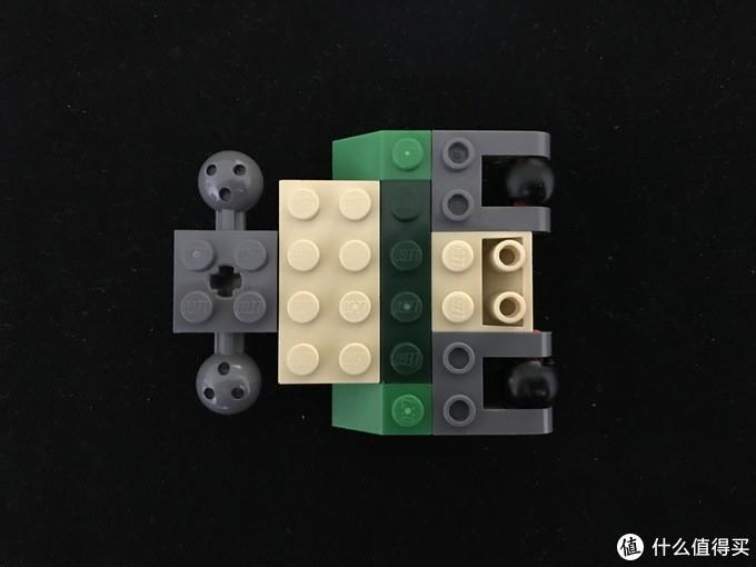 勇闯侏罗纪,乐高 31058 动手玩