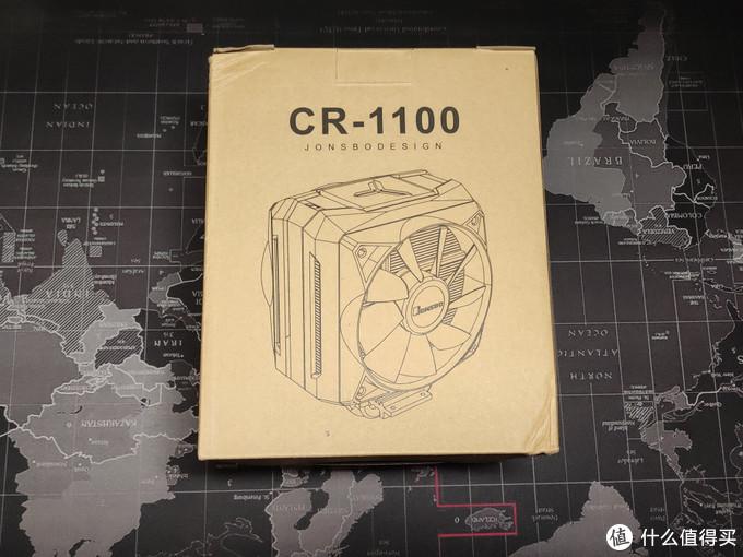轻松压制RYZEN 3600, 乔思伯 CR-1100风冷散热器测评报告