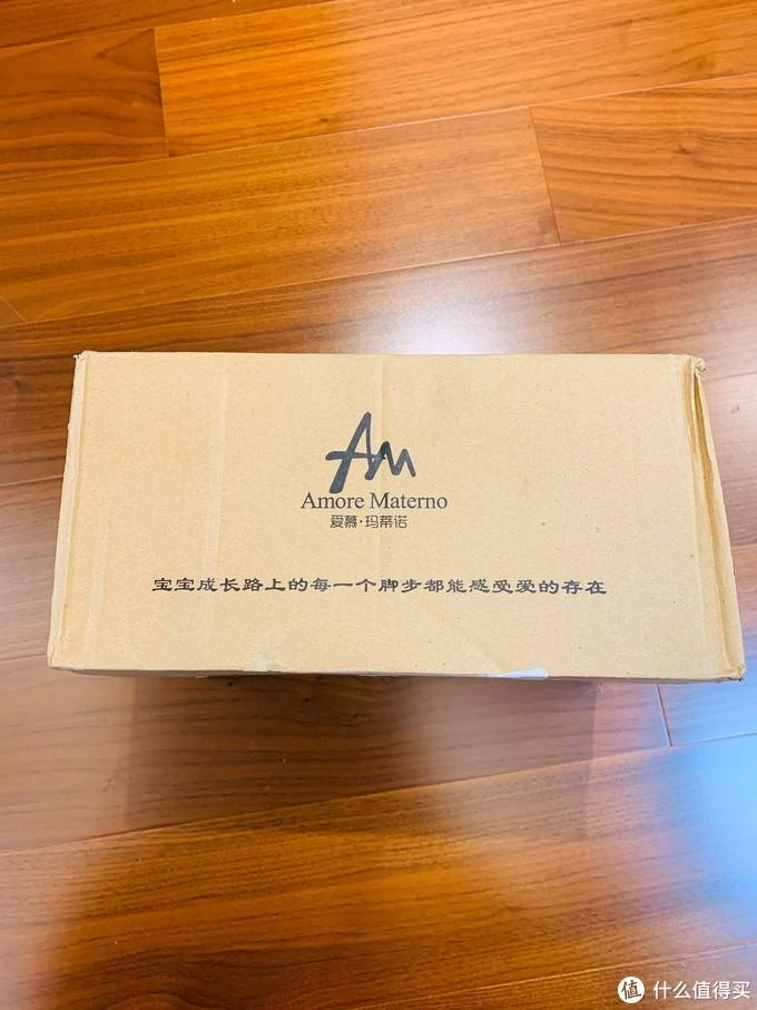 给姑娘新买了一双鞋——Amore Materno 爱慕·玛蒂诺加绒儿童机能鞋