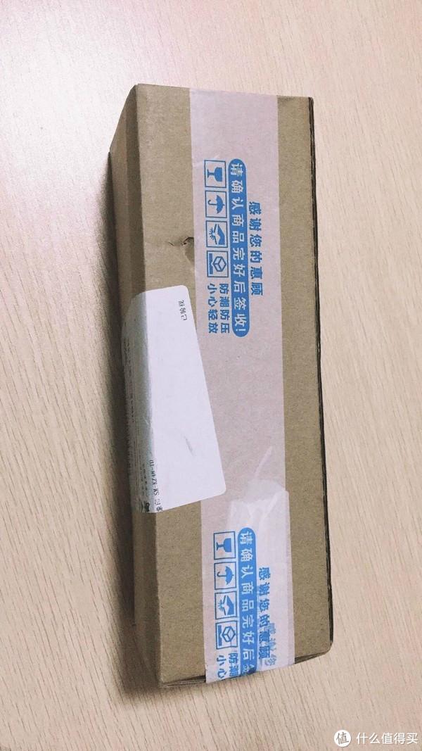包装十分简陋
