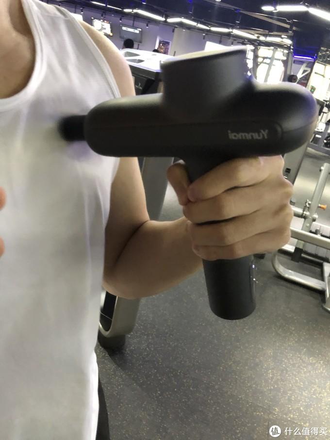 半年瘦20斤——击溃瓶颈深层劲爽云麦筋膜枪ProBasic试用