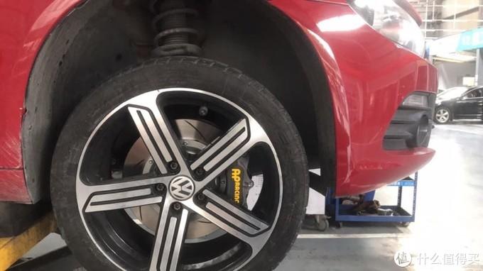 给自己爱车最强烈的安全感:AP Racing 5040 锻造刹车卡钳