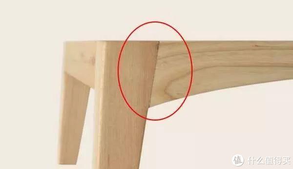 腿和枨的连接细节(白蜡木),有填补,图片来自网络