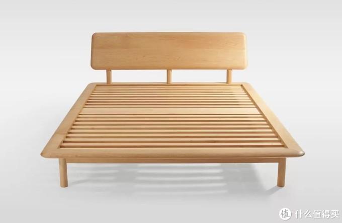 自由双人床(美国硬枫木),我们制作