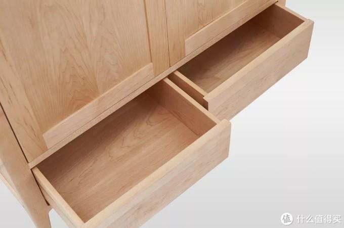衣柜抽屉底板(美国硬枫木),我们制作