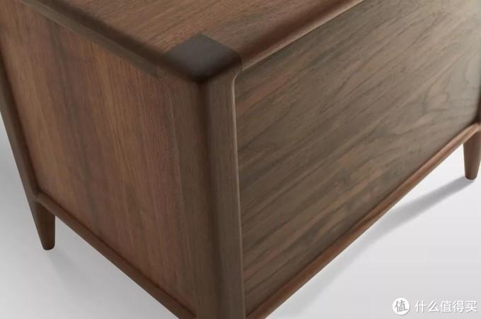 柜子背板与侧板(黑胡桃),我们制作