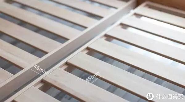 排骨架不做涂装处理,木材缺少表面保护。案例来自网络