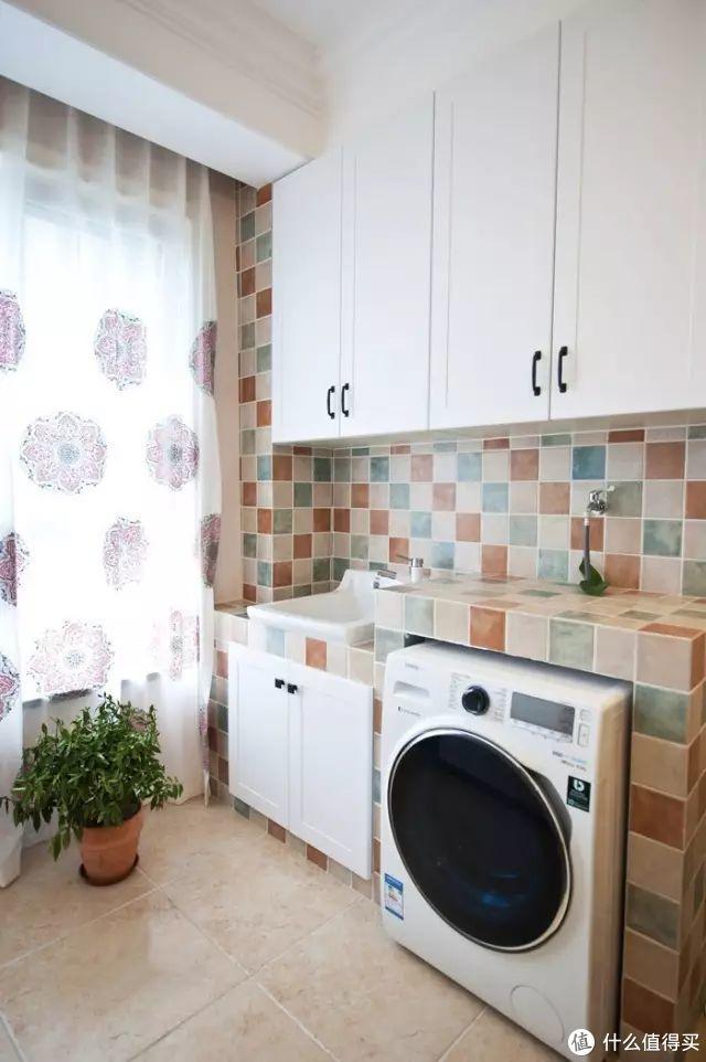 洗衣机怎么规划才能高效利用空间?