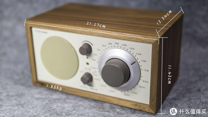 复古の流金岁月——Tivoli Audio M1BT