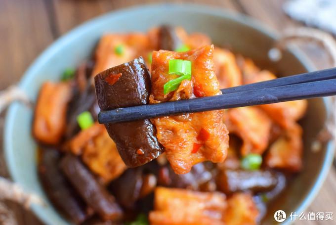 这菜不需一片肉,出锅比肉还香,做法新颖又便宜,上桌全家抢着吃