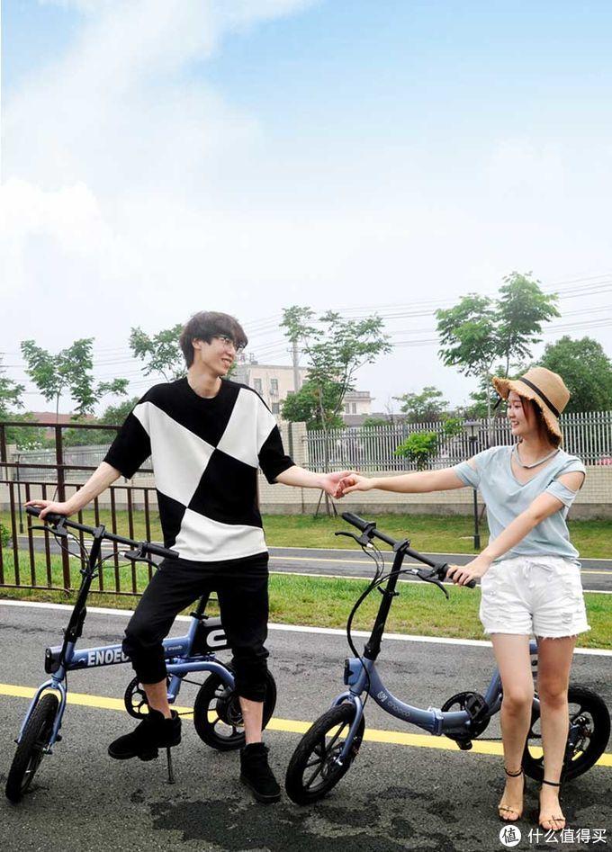测评—我和女友一起买的第一台情侣电单车