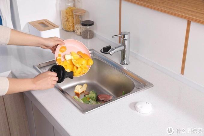 餐厨垃圾有救啦!风靡全国的废弃食物处理器你得这么选!