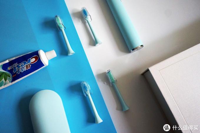 国货新晋BYCOO声波电动牙刷,好用颜值高,一次充电可用三个月