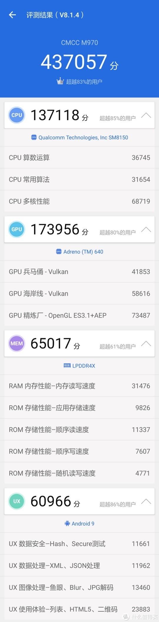 中兴通讯ZTE贴牌的中国移动5G定制机:中国移动先行者X1开箱简晒和使用体验