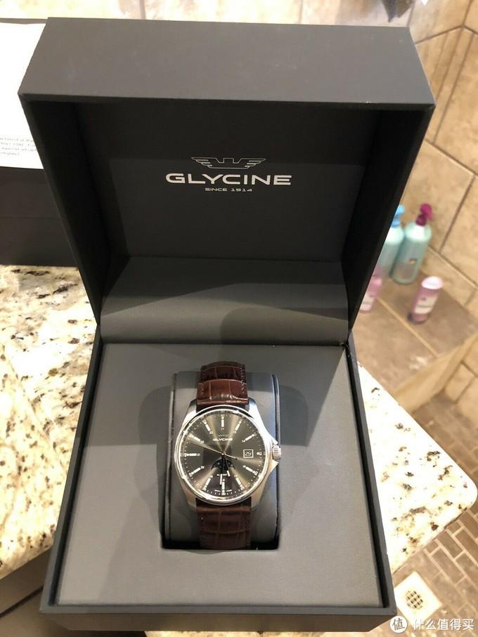 Glycine冠星GL0114开箱