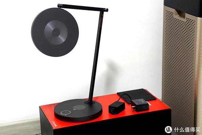 养一只桌面小太阳,联想thinkplus自然光谱台灯体验