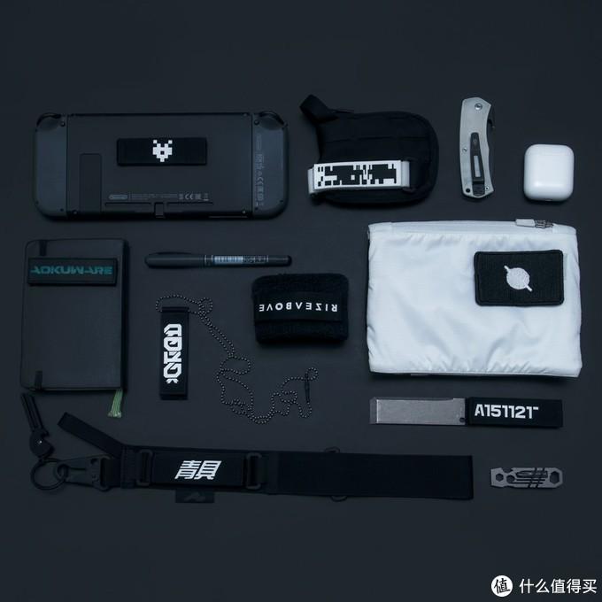 AOKU Ware配件开箱,大家来聊聊机能品牌