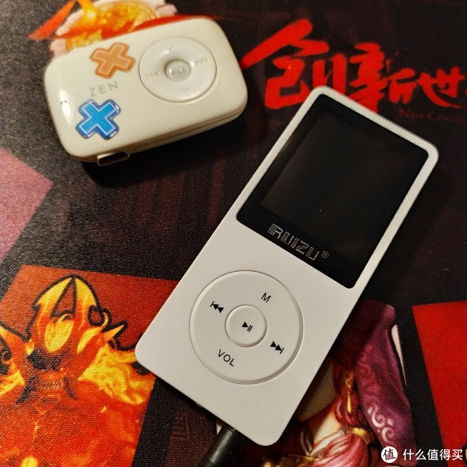 29元的锐族MP3,带你重返十年前