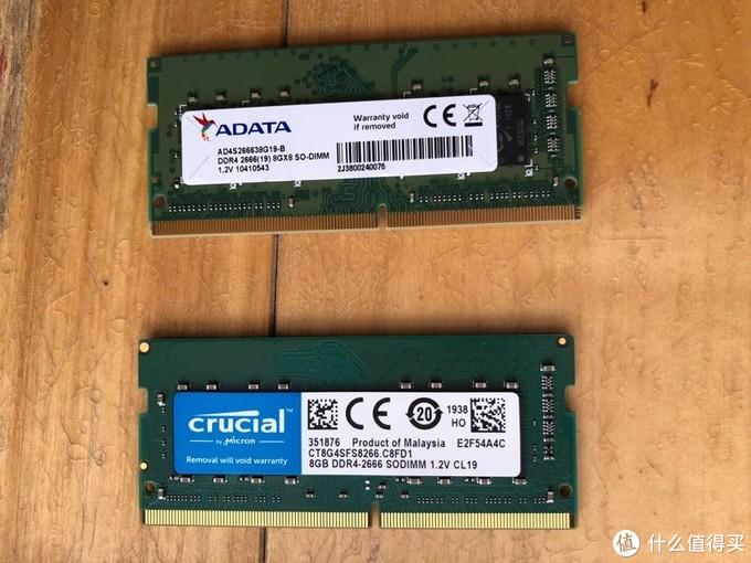 神舟笔记本电脑i5 9400、GTX1650自行添加内存