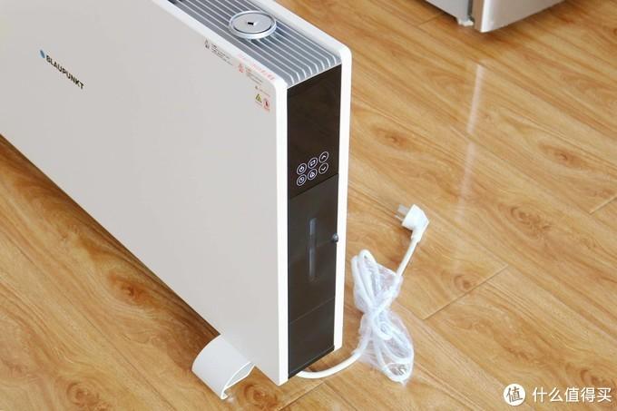 德国蓝宝H1加湿取暖器体验:变频对流式取暖热得快,而且还不干燥