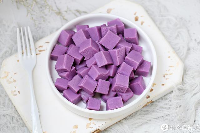 自制免烤小甜品,香滑细腻、Q弹美味,热量超低吃完不必担心长肉