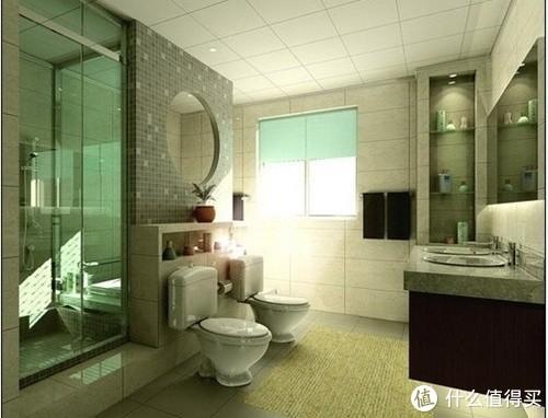 如果没有窗户,厕所怎么通风