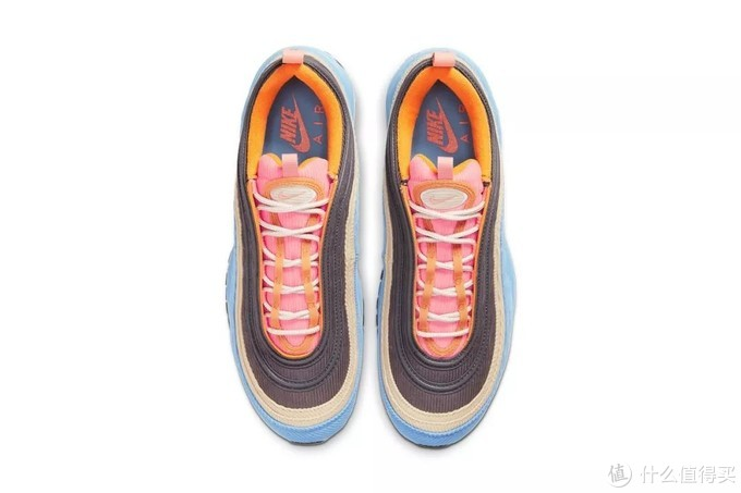 Nike即将发售四双灯芯绒复古Air Max 97和98,入手一双再也不是难事