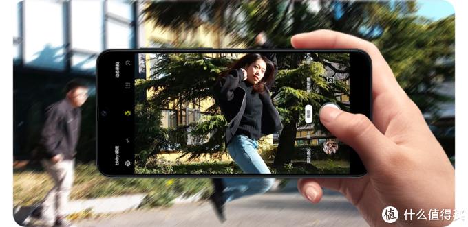 不能错过的拍照神器:三星Galaxy A70s开启中端市场新战场