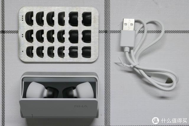 真无线蓝牙耳机新选择,时尚舒适的RHA TrueConnect轻体验