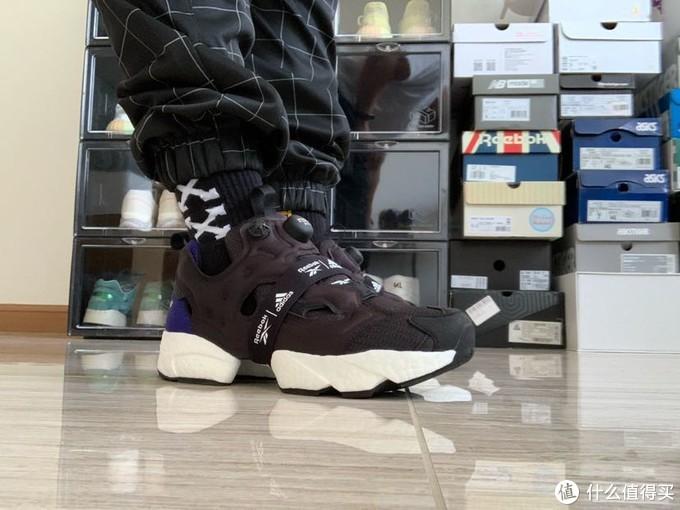 OG Meets OG,Reebok X adidas黑蓝配色开箱