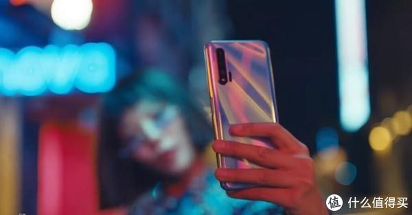 让你夜晚自拍更美 华为nova 6 5G新增自拍功能