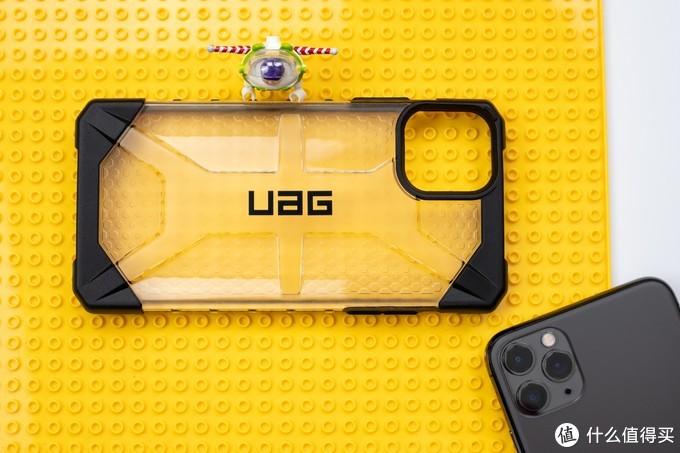看似有点硬朗粗犷,但能给iPhone 11带来安全的保护:UAG钻石系列 手机壳