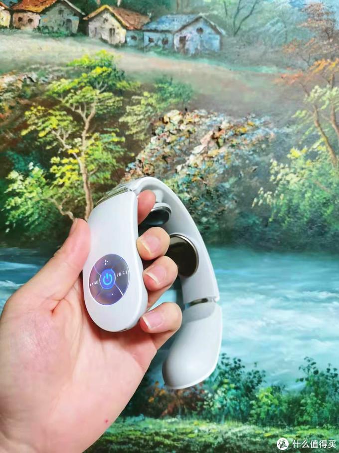 颜值与实力的担当:迪斯用电脉冲护颈仪DE-F29语音版