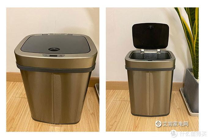 入手网易严选智能垃圾桶,只因爱上产品的文案?