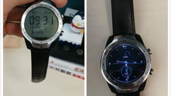 Ticwatch pro智能手表充电怎么样使用技巧(处理器|内存|蓝牙|传感器|佩戴)