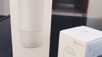 米家自动香氛机套装评测怎么使用(气味)