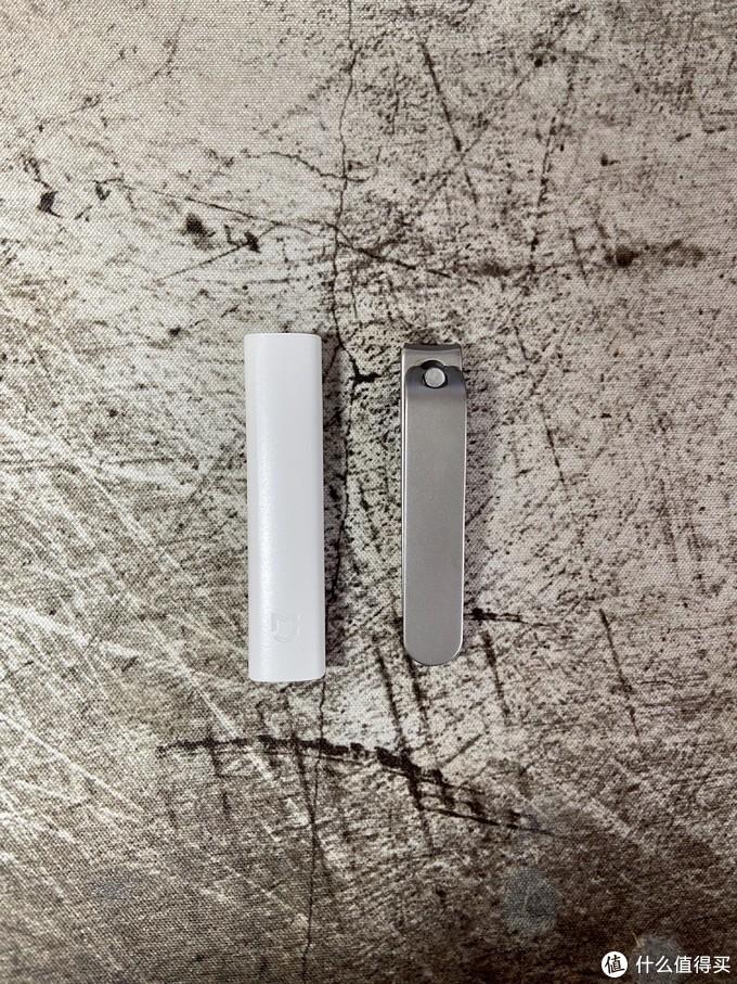 小米杂货铺新品,米家防飞溅指甲刀,开箱展示.