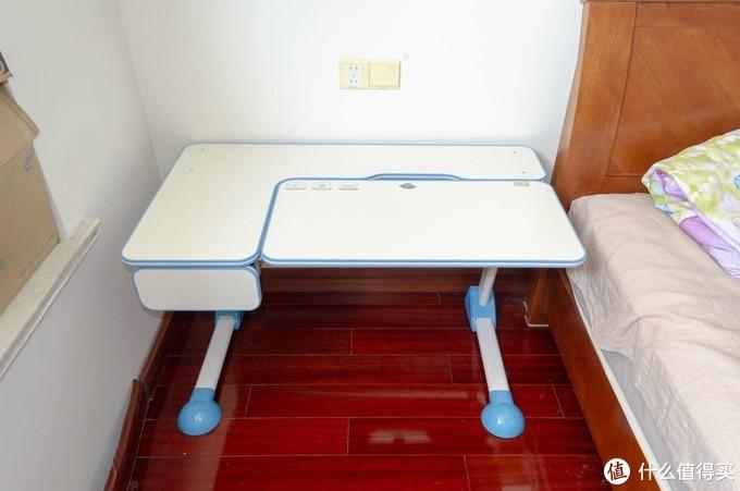 合理预期,合理收获,给儿子买的学习桌--心家宜 学习桌